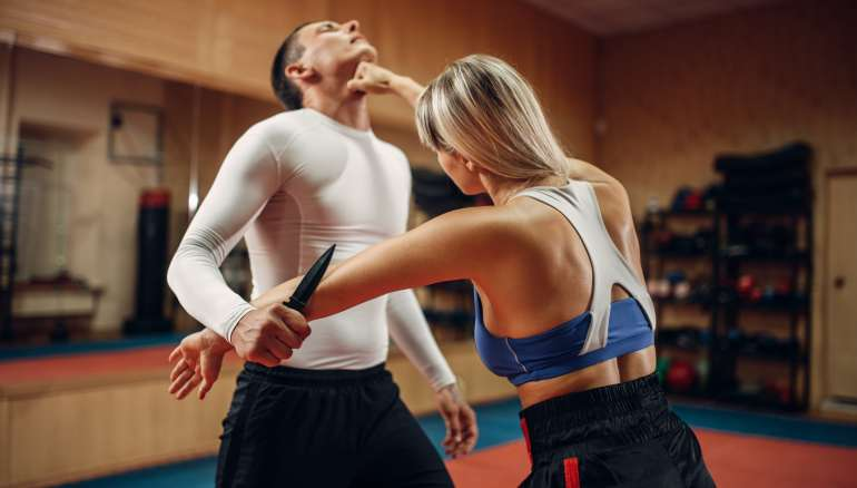 Dirty Self-Defense Moves That Could Save Your Life